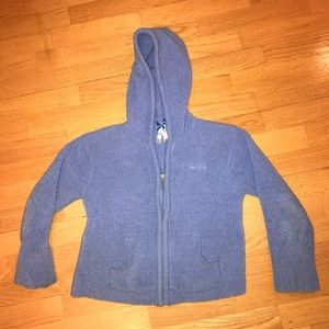 Momentum Performance Outfitters girls hoodie large